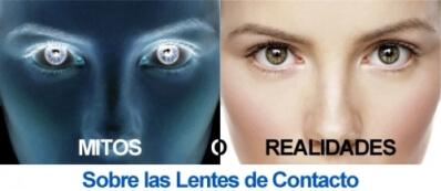 f91733fa97 10 MITOS sobre las Lentillas... | LENTES DE CONTACTO 365