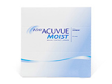 Lentillas 1 Day Acuvue Moist (90 Lentillas)