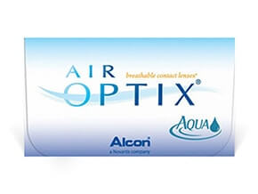 Lentillas Air Optix Aqua (6 Lentillas)