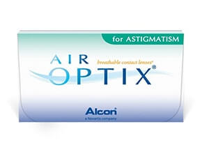 Lentillas Air Optix For Astigmatism (6 Lentillas)
