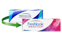 Lentillas FreshLook One-Day