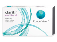 Lentillas Clariti Multifocal