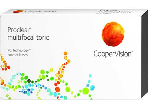 3e4fc63bab Proclear Multifocal Toric - Compra Online en Lentes de Contacto 365
