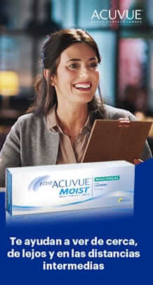 Lentillas 1-Day Acuvue Moist Multifocal