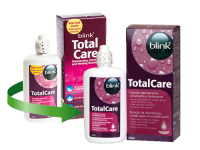 Líquido para Lentillas Blink TotalCare Solution