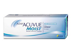 Lentillas Baratas 1-Day Acuvue Moist for Astigmatism