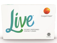 Lentillas Live Daily Disposable