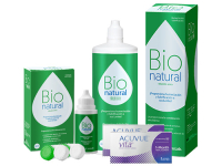 Lentillas Acuvue Vita + BioNatural - Packs