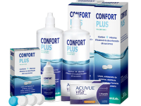 Lentillas Acuvue Vita for Astigmatism + Confort Plus - Packs