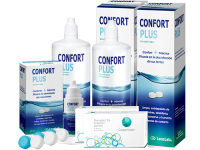 Lentillas Biomedics 55 Evolution + Confort Plus - Packs