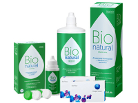 Lentillas Biofinity + Bio Natural - Packs