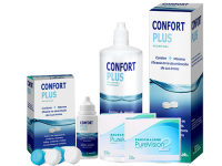Lentillas Purevision 2HD + Confort Plus - Packs
