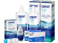 Lentillas Soflens 59 + Confort Plus - Packs
