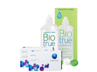 Lentillas Biofinity + Biotrue - Packs