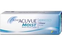 Lentillas 1-Day Acuvue Moist for Astigmatism