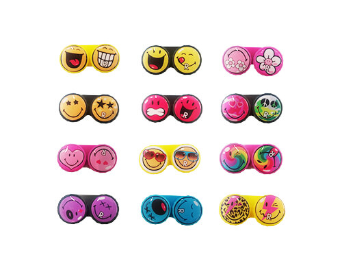 Accesorios para Lentillas Estuche Smiley World