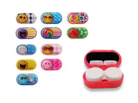 Accesorios para Lentillas Estuche Smiley World con Espejo