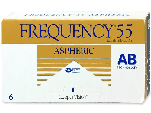 Lentillas Frequency 55 Aspheric