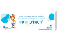 Lentillas My.Vision Junior