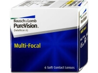 Lentillas Purevision Multifocal