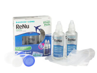 Líquido para Lentillas Renu Flight Pack