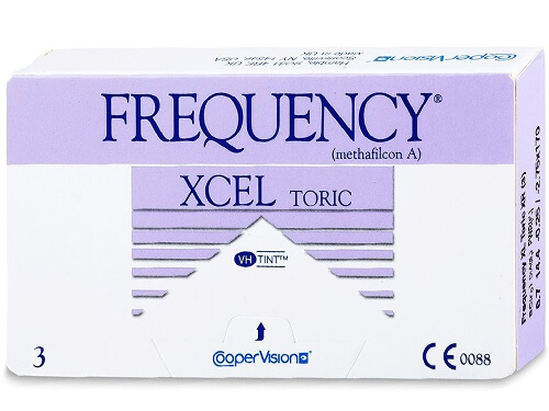 Lentillas Frequency Xcel Toric