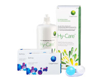 Lentillas Biofinity + Hy-Care - Packs