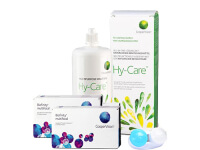 Lentillas Biofinity Multifocal + Hy-Care - Packs