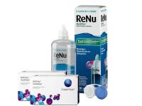 Lentillas Biofinity Multifocal + Renu Multiplus - Packs