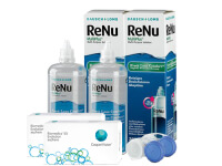 Lentillas Biomedics 55 Evolution + Renu Multiplus - Packs