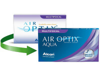 Lentillas Air Optix Aqua Multifocal